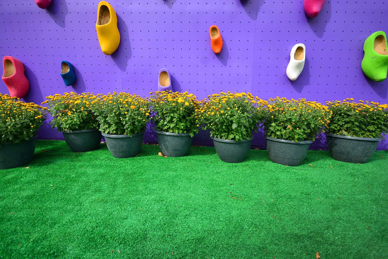 environment friendly aritificial grass