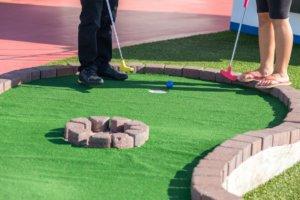 gold games home artificial grass